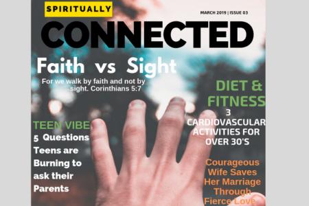 Faith Vs Sight