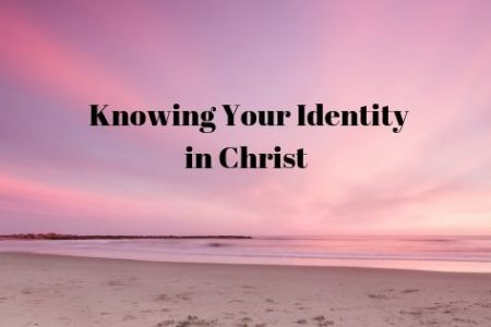Identity in Christ – Priscilla Shirer