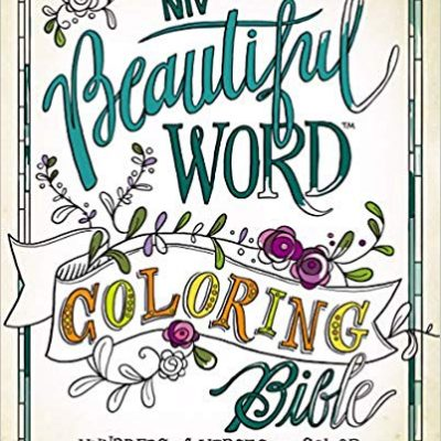 beautiful word coloring bible