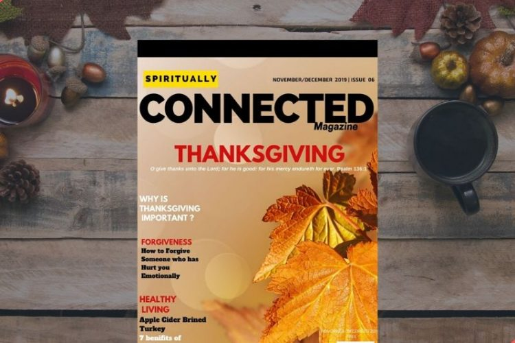 Magazine Issue 06 : Thanksgiving