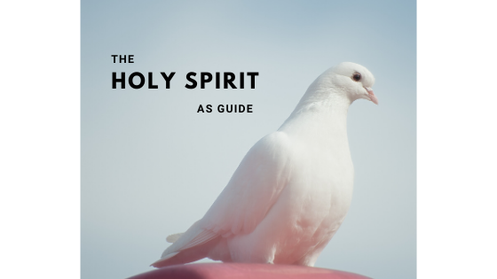 The holy spirit as guide