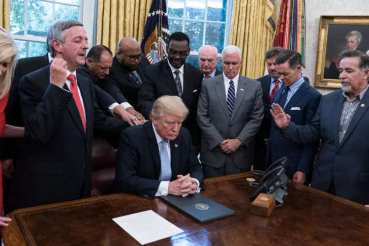 Black Christian Leaders Rebuke Evangelical Trump Supporters as a 'Radical Faction' in Open Letter