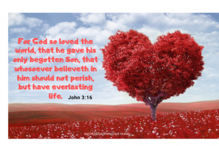 God's Unconditional Love for us