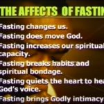 Understanding The Power Of Fasting