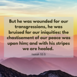 20 Bible Verses about God Healing the Sick- God's Healing Hands