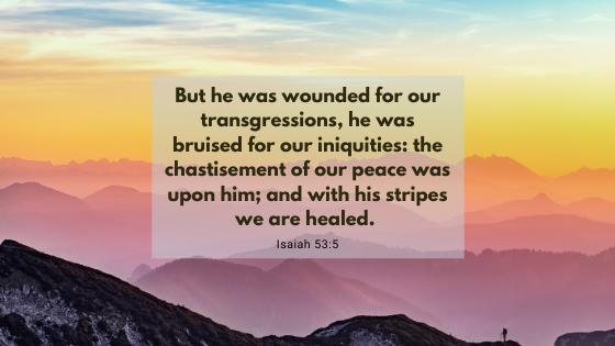 20 Bible Verses about God Healing the Sick- God's Healing Hands