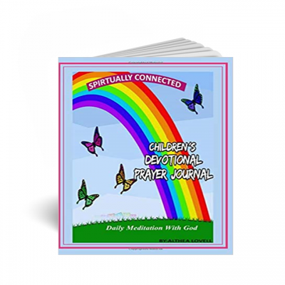 children devotional prayer journal