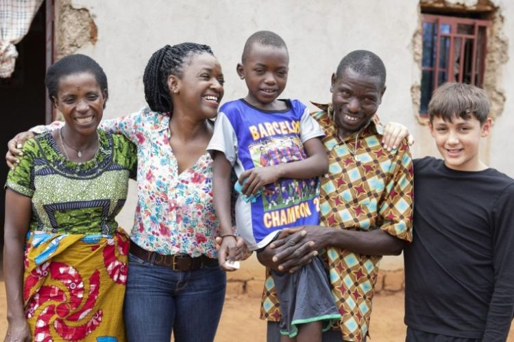 Diane Louise Jordan on sight loss and a miracle work of God in Rwanda