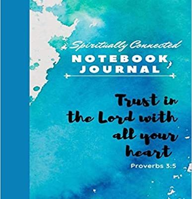 christian notebook journal