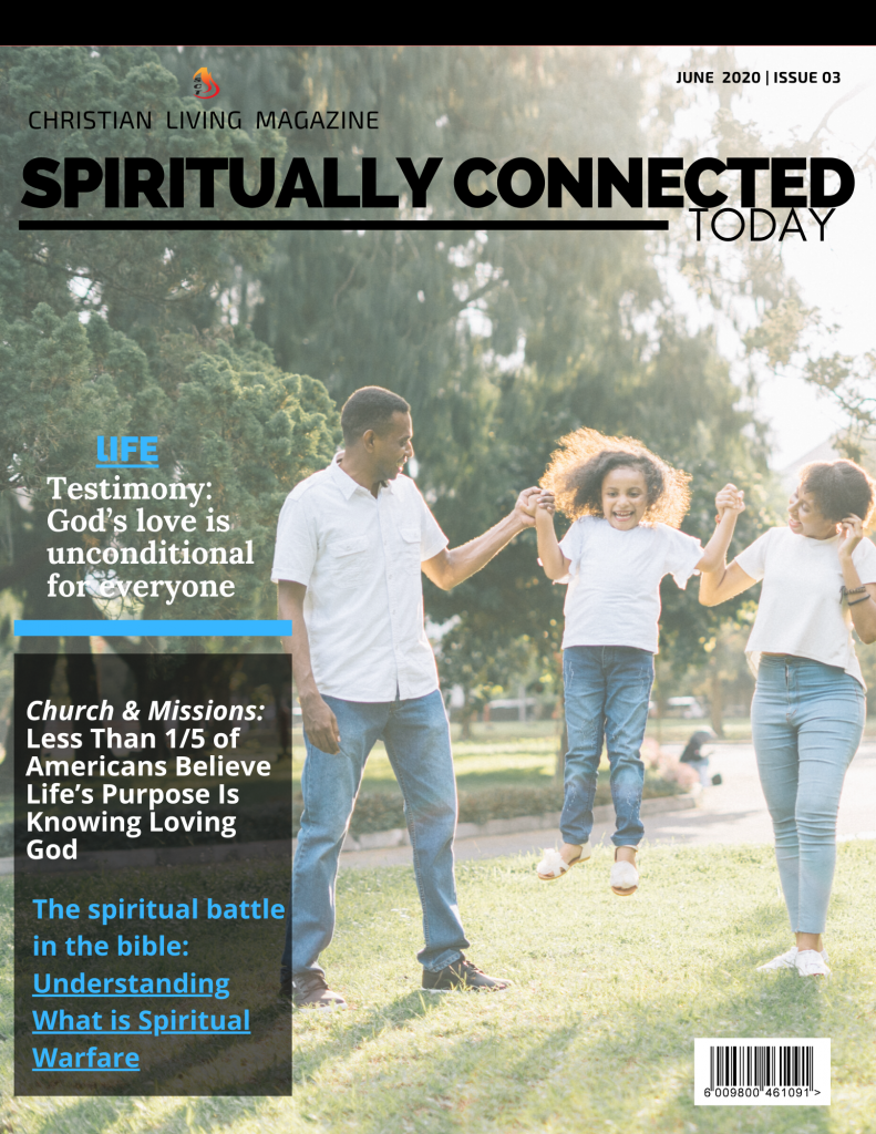spiritually connected today magazine