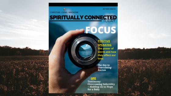 July magazine issue