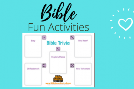 Bible Trivia – Fun Bible Games