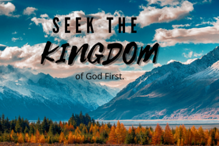 Understanding the Kingdom- The Kingdom is not a Religion