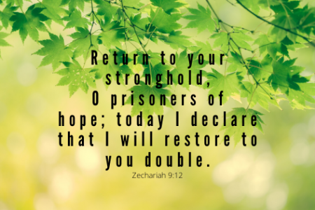 10 Bible verses on Repentance and Restoration
