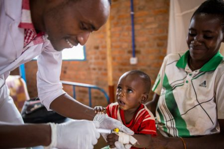 Jewish entrepreneur, wife donate millions for Christian medical missions in Africa