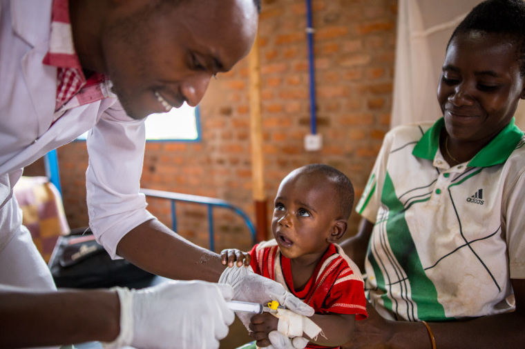 Christian medical missions in Africa
