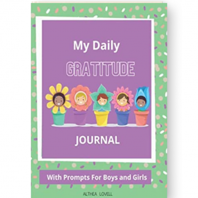 My daily gratitude kids Journal