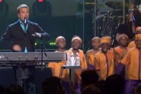 When I think of you: Michael W. Smith & African Children's Choir