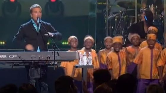 Michael W. Smith & African Children's Choir