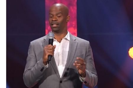 The Right Response with Christian Comedian Michael Jr