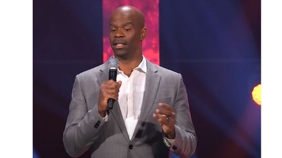 Comedian Michael Jr