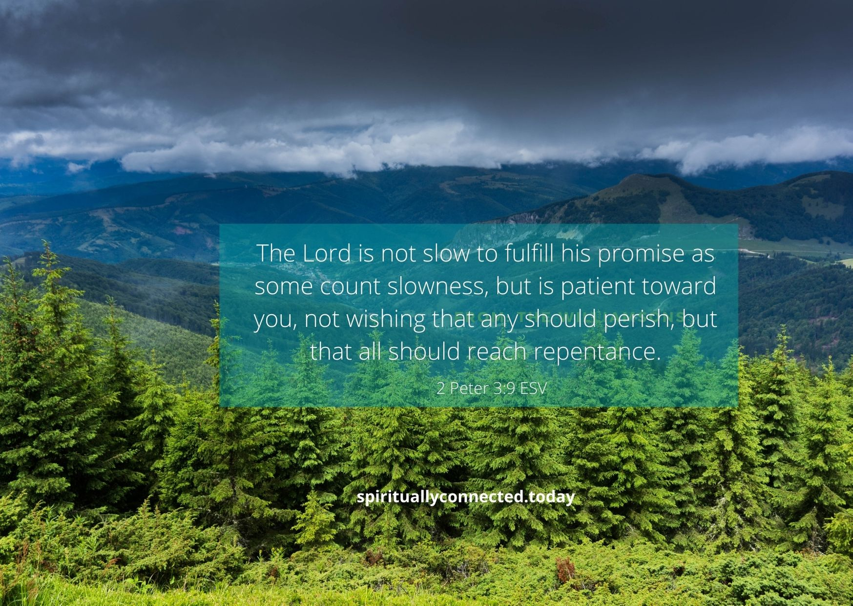 10 Bible verses about the Faithfulness of God