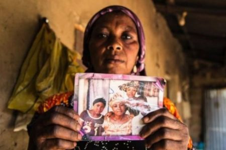 After the release of 279 schoolgirls, Leah Sharibu's parents renew pressure on Nigerian Pres. Buhari