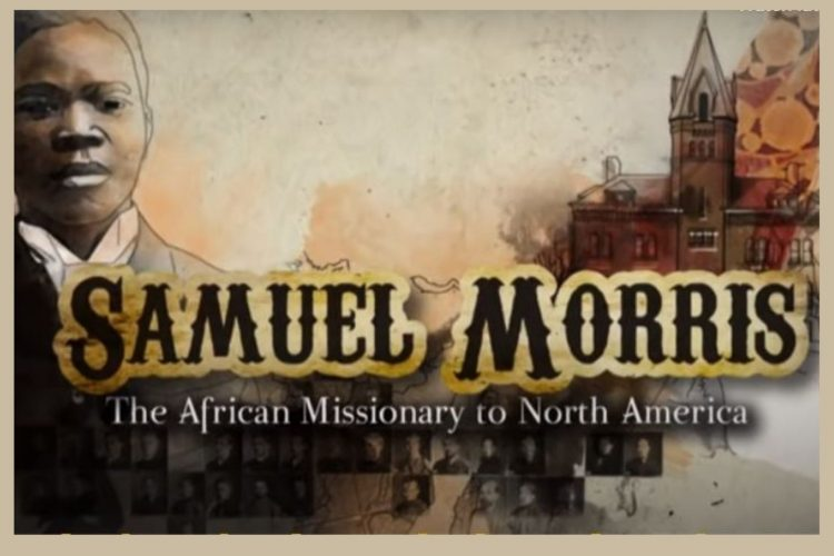 The African Mission to North America – Samuel kaboo Morris