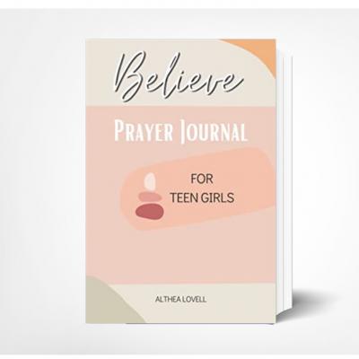 believe prayer journal