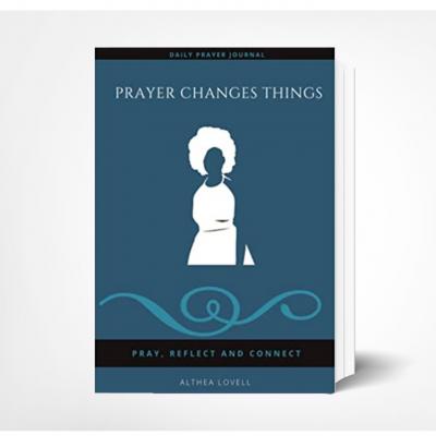 prayer journal women
