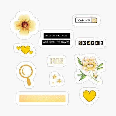 Sct Stickers