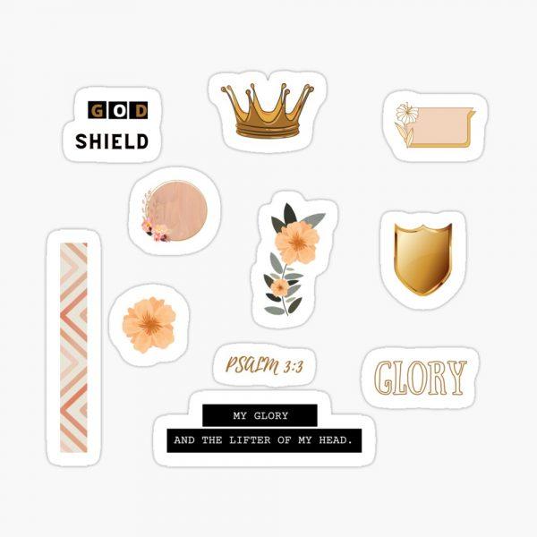 SCT sticker