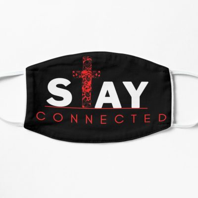 stay connected face Mask